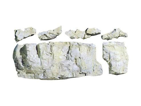 klippeafstøbningsformer