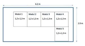 modeljernbane moduler