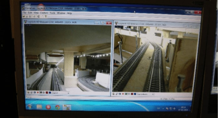 webcams i skyggebanegårde