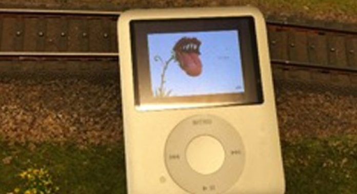 ipod classic video