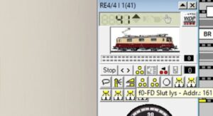 RE44 styring