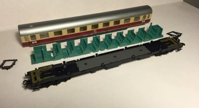 standard marklin passagervogn