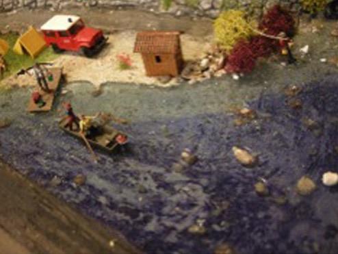 Modellering af vandoverflade