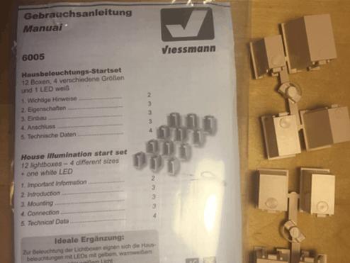 Viessmann 6005 lysbokse