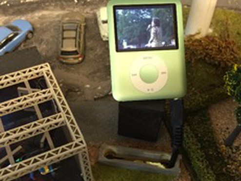 iPod installation