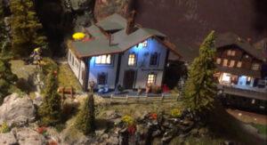lys til modelhuse