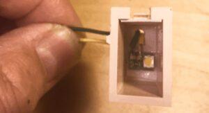 montering af diode