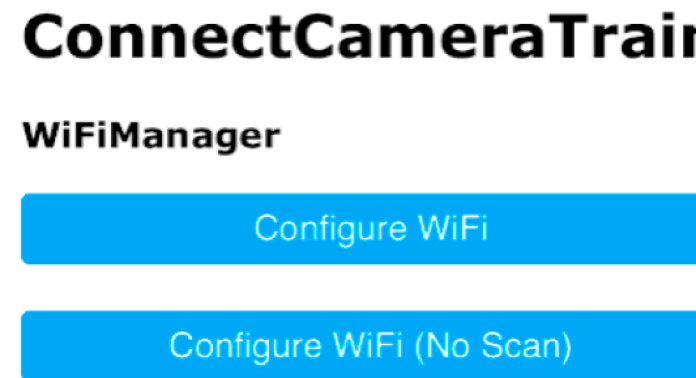 wifi manager blynk