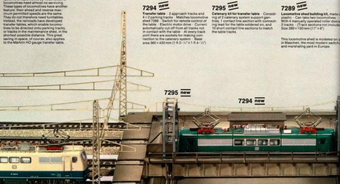 moderne type af lokomotiv